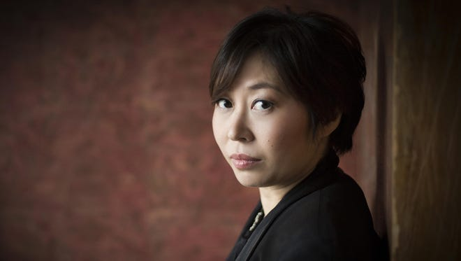 Xian Zhang is the new director of the New Jersey Symphony Orchestra.