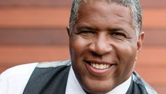 Vista Equity Partners chairman and CEO Robert F. Smith,