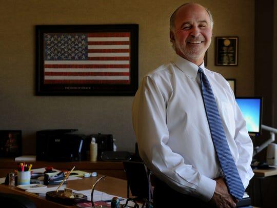 Ventura County Public Defender Steve Lipson  is retiring