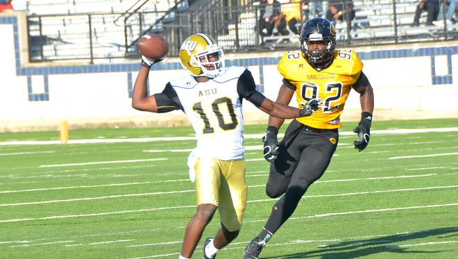 Grambling has pitched two shutouts in its last three games. Tigers travel to Texas Southern on Saturday.