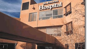 Christus St. Vincent Regional Medical Center\'s water system has repeatedly been found to have lead levels that exceed federal standards.