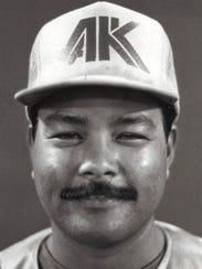Henry BlasSport: BaseballPhoto archive date April