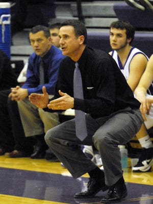 Lakeview boys basketball coach Steve Wichmann and the Spartans will participate in Coaches vs. Cancer during Friday's game