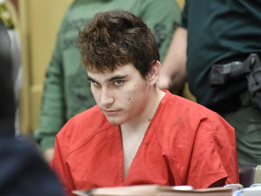 ***BESTPIX*** Court Hearing Held For Parkland School Shooter Nikolas Cruz Held In Broward County Courthouse