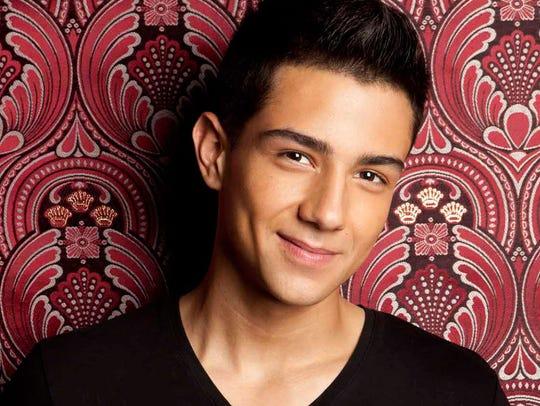 Singer Luis Coronel was born and raised in Tucson.