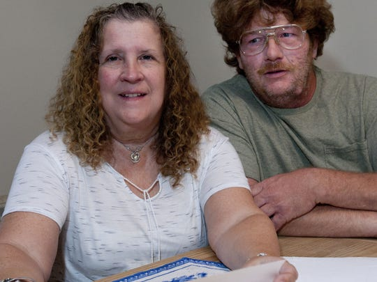 Darrell Sorger and Rosemary Solomine were in a billing dispute with JCP&L until Press on Your Side stepped in.