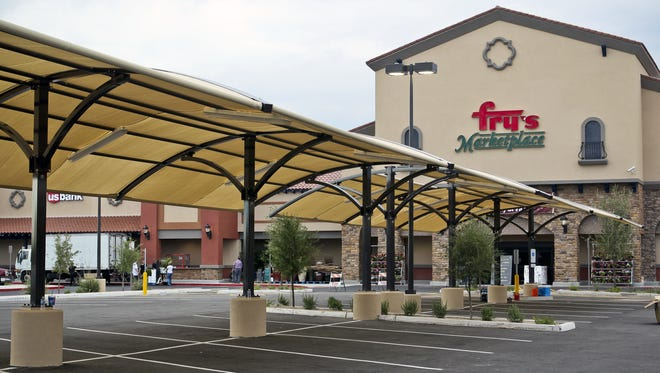The bonus will apply to all other Kroger family chains includingFry's, Ralphs, Fred Meyer's, QFC, and more.