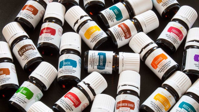 Essential oils come in a wide array of flavors.