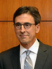 Steve Skrivanos is the board chairman of Biomedical Research Foundation.