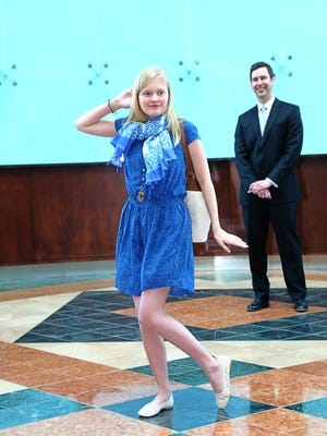 The fourth annual Shine fashion show, which benefit Variety The Children's Charity's 4H Riding Program and FAR Therapeutic Arts and Recreation Camp Sing Out, takes place 2 p.m. Sunday, March 12, at the Somerset Collection in Troy.