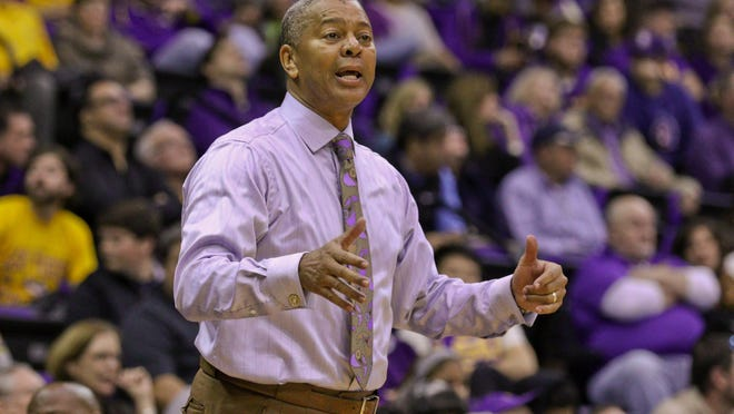 LSU coach Johnny Jones saw his team get back in the win column on Wednesday.
