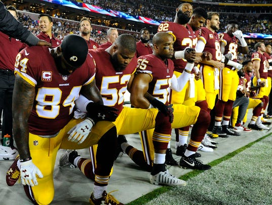 USP NFL: OAKLAND RAIDERS AT WASHINGTON REDSKINS S FBN WAS OAK USA MD
