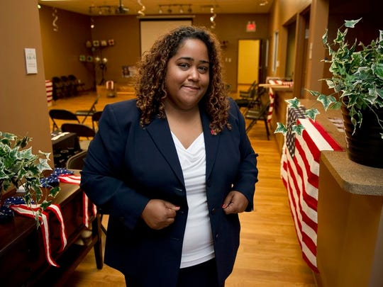 State Sen. Raumesh Akbari endorsed former Vice President Joe Biden in the 2020 Democratic Presidential Primary.
