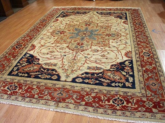 The Artful Allure Of Oriental Rugs