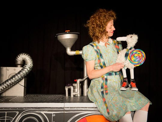 """Performances of """"Lollipops for Breakfast"""" will be part of the Chocolate Family Festival at the Morris Museum."""