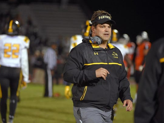 Henry Russell is co-head coach of St. Frances Academy. He played for Biff Poggi at Gilman.
