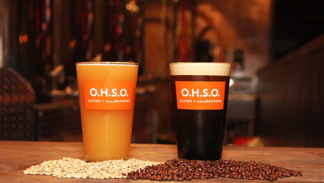 O.H.S.O. Brewery will open in Terminal 2 of Sky Harbor in early 2017.