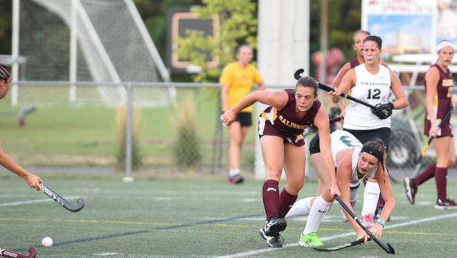 Annah Brittingham is back for her senior campaign with the Sea Gulls.