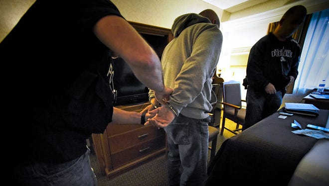 A new state grant of $313,000 grant will formally create the Central Minnesota Sex Trafficking Investigative Task Force, a collection of local law enforcement agencies that have been working as a collaborative to combat sex trafficking in Central Minnesota.