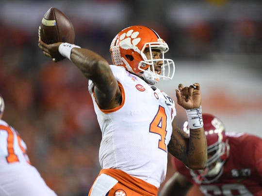 Could Clemson's Deshaun Watson be the answer to Houston's