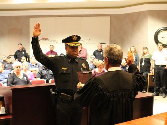 Police Chief Brian Peete 1