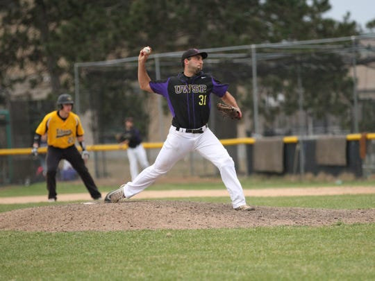 Stratford grad Drew Spaeth has earned two saves this season while allowing just four runs in 20 innings of work.