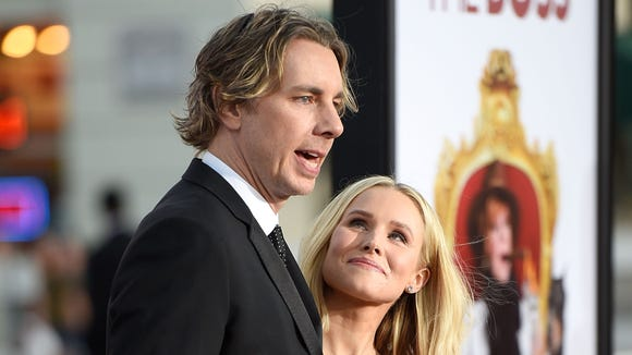 Kristen Bell Shares Photos From Her Wedding To Dax Shepard For The First Time-2867
