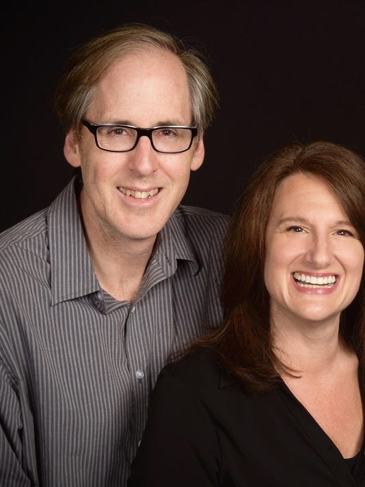Jeff and Joan Beal 1