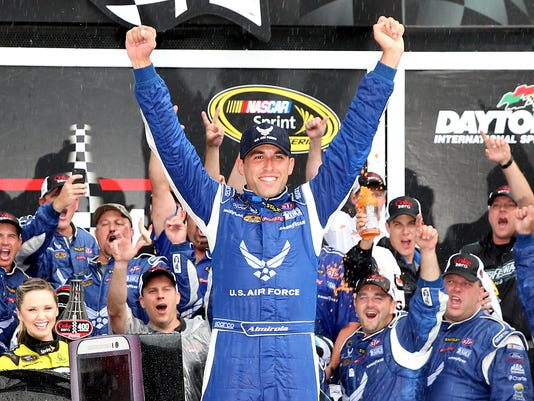 Aric Almirola first Chase for the Sprint Cup underdog