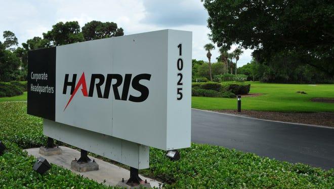 Harris Corp. Headquarters on NASA Blvd.