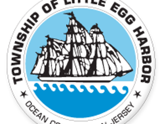 The municipal seal of Little Egg Harbor Township reflects the historical fact that it got its name from 17th century Dutch mariners who were mapping its shoreline.
