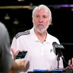 Gregg Popovich plays it coy about political career