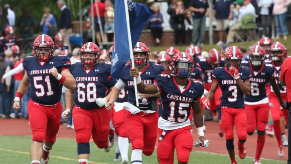 Stepinac won the CHSFL 'AAA' title for the third time in four years and the Catholic state title for the second time in three years. The Crusaders (10-2) finished the 2017 season ranked No. 1 in lohud's football power rankings.