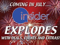 Insider in July EXPLODES With Choices!