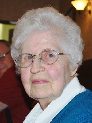 Margery Rose, 96