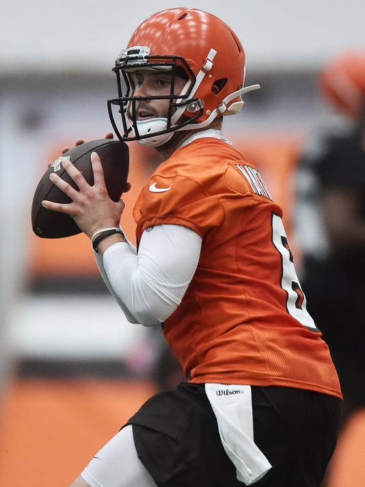 USP NFL: CLEVELAND BROWNS-ROOKIE MINICAMP S FBN USA OH