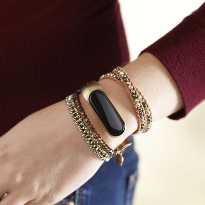 Mira Bracelet is a fitness tracker that can also be