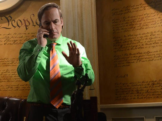 'Better Call Saul' tracks Jimmy McGill's (Bob Odenkirk)