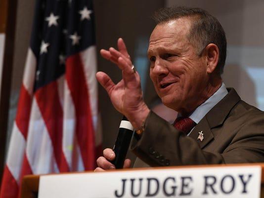Democrat Doug Jones Wins In Alabama