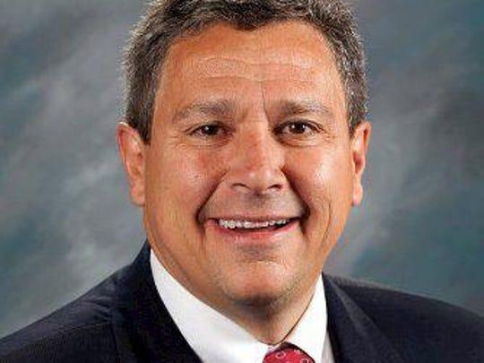 "State Sen. Christopher ""Kip"" Bateman"
