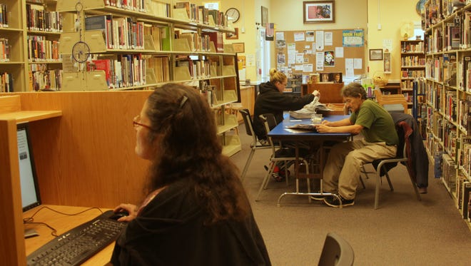 The Tularosa library was ranked among the most-used libraries with modest budgets in the Library Journal's eighth annual LJ Index of Library Service.
