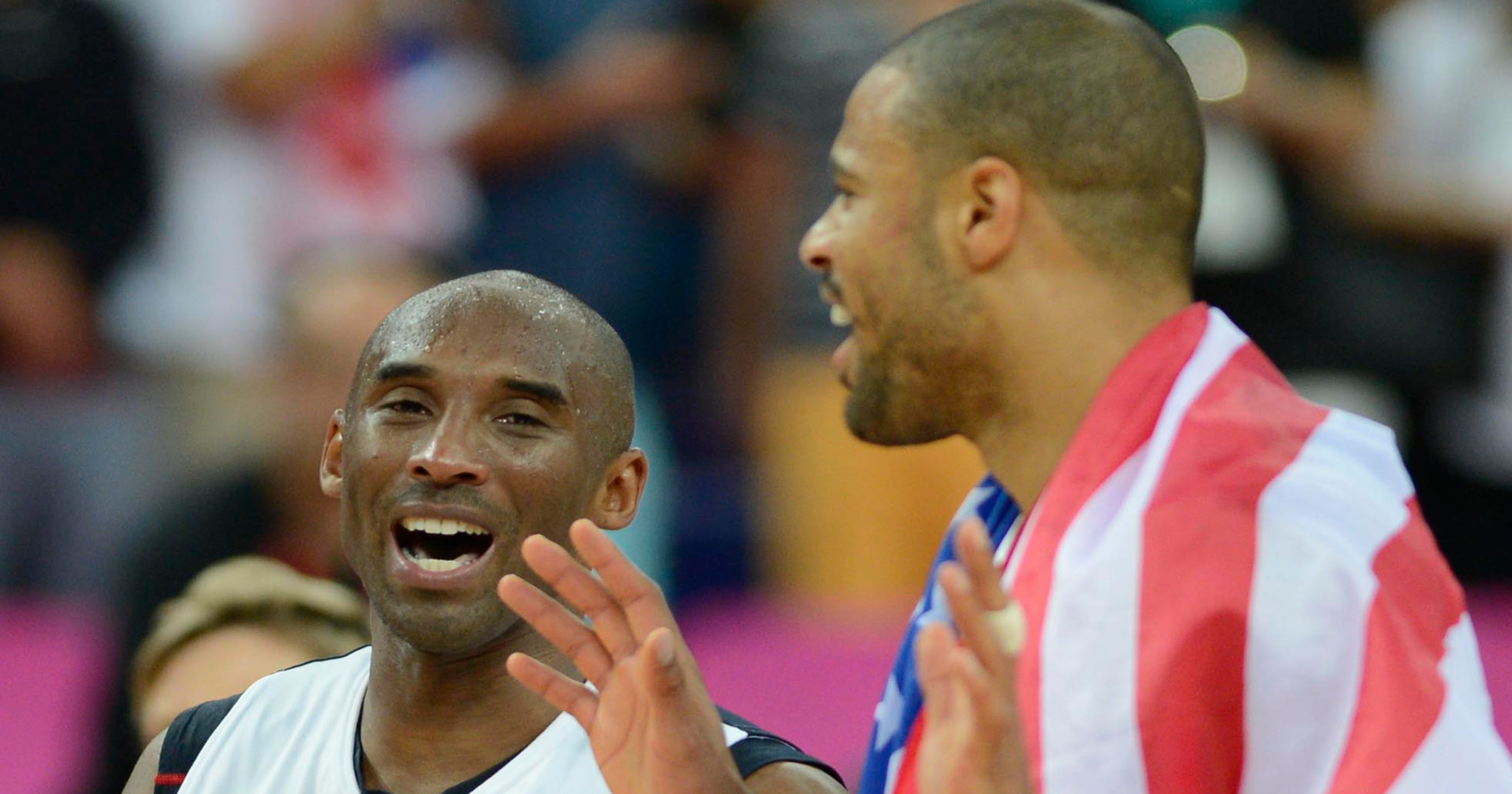 328fefb039d Tyson Chandler shares Kobe Bryant story from Olympics