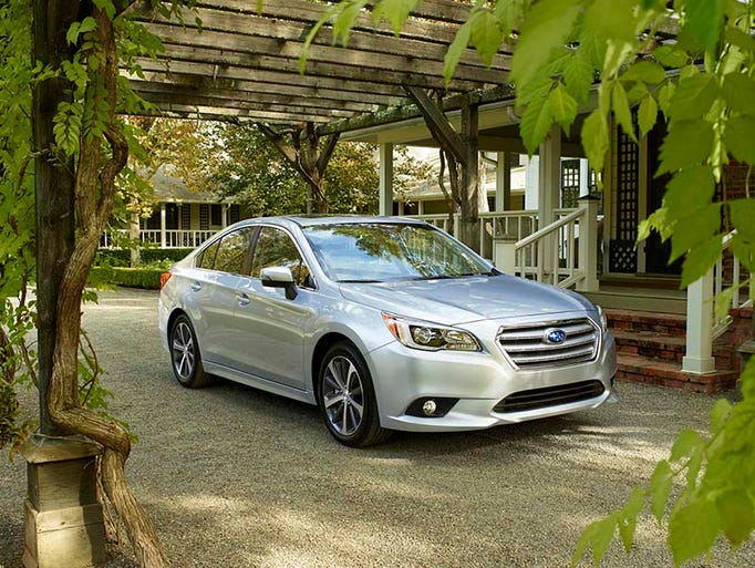 """2015 Subaru Legacy </p> <p>"""" /></p></div> </div> </div> </div> </div> <p>What's Subaru's secret? Other automakers looked on in wonder as the little Japanese automaker racked up one sales record after another for the last several years. Competitors shook their heads, unable to figure out the secret of Subaru's magic.</p> <p>How about selling good cars at good prices, with popular features, high reliability and a strong brand image?</p> <p>The <span class="""