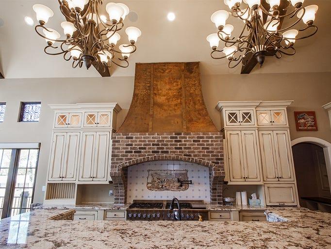 Inside ex pacer rik smits 39 2 7 million zionsville estate for Kitchen cabinets zionsville
