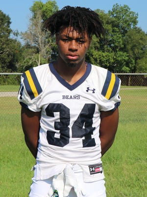 Carencro's Jalen Angelle