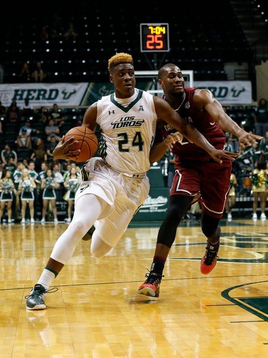NCAA Basketball: South Carolina at South Florida