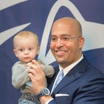 James Franklin fills the seats in York