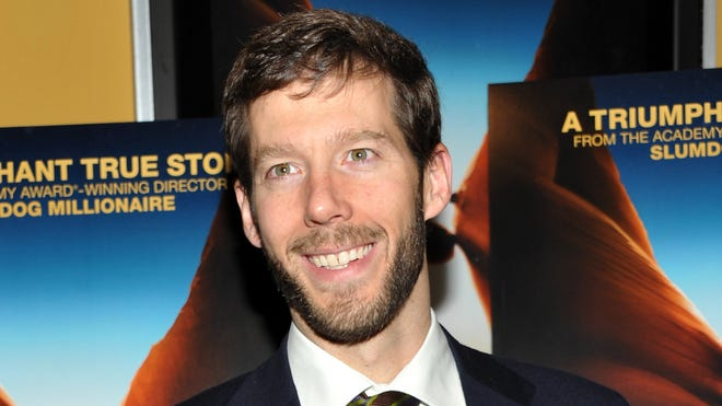 "Aron Ralston, author and subject of the film ""127 Hours,"" attends the film's premiere in 2010 at Chelsea Clearview Cinema in New York."