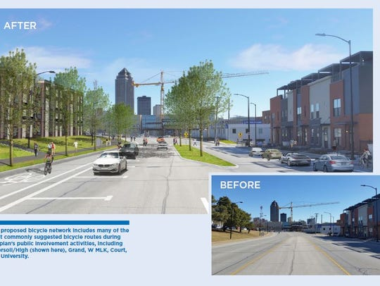 The Connect Downtown plan wants to add to the city's