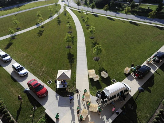 York College's Fall Fest Weekend is open to the community.